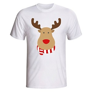 Wigan Athletic Rudolph Supporters T-shirt (white)