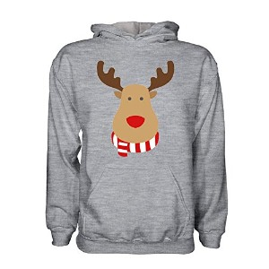 Liverpool Rudolph Supporters Hoody (grey)