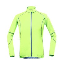 Zhhlaixing 高品質の Outdoor Men Long Sleeve Zipper Breathable Bicycle Jacket Sport Clothing