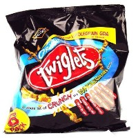 Jacobs Twiglets 6 Pack 180g by Jacobs [Foods] by Jacobs