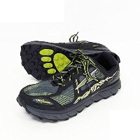 ALTRA アルトラ LONE PEAK 3.5 M ローンピーク3.5-M AFM1755F4 26.0cm(8) Black/Yellow