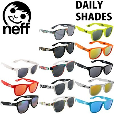 NEFF サングラス NF0302 DAILY SHADES( 3.PARROT)