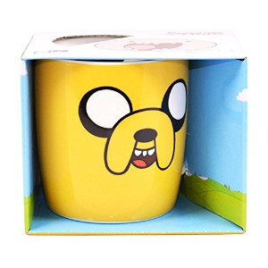Adventure Time Jake Ceramic Mug