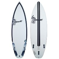 "STACEY SURFBOARDS FLAT HEAD 5'7"" 50/50 FCSll  エポキシ サーフボード   サーフィン サーフボード 小波用 THE SURFBOARD AGENCY"