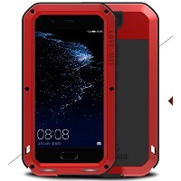 Huawei P9 Warrior Love Mei ケース, Awesome Aviation Aluminum Metal Anti-Drop カバー, TAITOU Cool Outdoor...