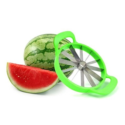 New Watermelon cutter Convenient Kitchen cooking Cutting Tools Watermelon Slicer Cantaloupe Knife...