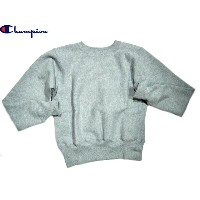CHAMPION(チャンピオン)/REVERSE WEAVE CREWNECK SWEAT/made in U.S.A./ox grey