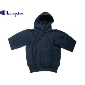 CHAMPION(チャンピオン)/REVERSE WEAVE PULLOVER HOODIE/made in U.S.A./navy