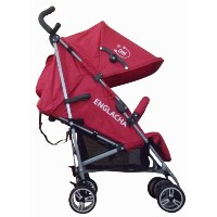Englacha Omi Stroller, Red by Englacha USA