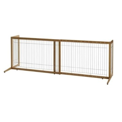 Richell Take Freestanding Pet Gate by Richell