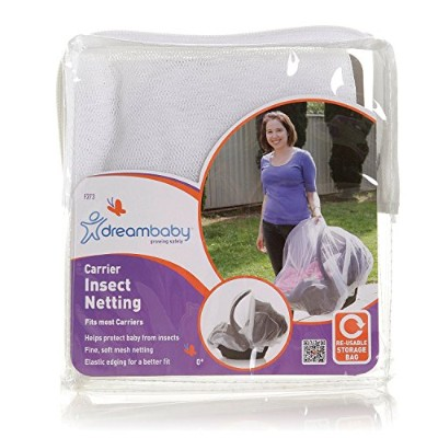 Dreambaby Insect Netting - White by Dreambaby