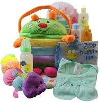 Art of Appreciation Gift Baskets Cuddly Cutie Bug Baby Gift Basket by Art of Appreciation Gift...