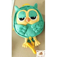 MSM Orginal Safety Harness, Anti-lost Backpack (Backpack Owl) by My Share Mall