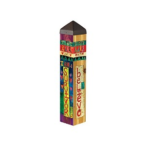 Magnet Works MAILPP238 Survivor 20 in. Art Pole by MailWraps