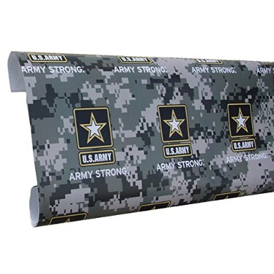 U.S. Army 120 Wrapping Paper Roll by Army