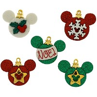 Dress It Up 8233 Disney Button & Embellishments, Mickey Ornaments by Dress It Up