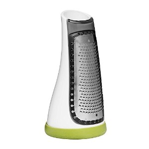Sagaform 5017119 Sagform Fine Box Grater with Silicone Bottom [並行輸入品]