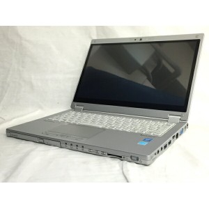【中古】 Panasonic Let'snote CF-MX3SDUTC 12.5型 ノート PC i5-4200U 4GB SSD128GB Win8.1 T2692446