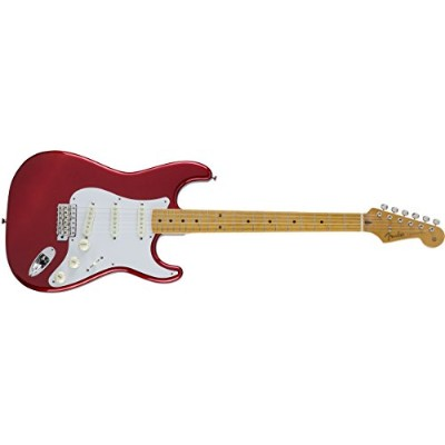 Fender エレキギター MIJ Traditional '50s Stratocaster Maple Candy Apple Red