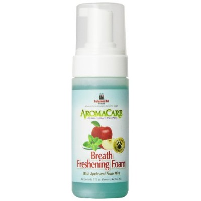 PPP Pet Aroma Care Foaming Breath Freshener, 5-Ounce by PPP