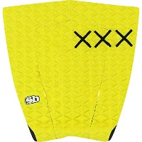 Sticky Bumps Goodale Starイエロー/ブラックSurfboard Traction Pad