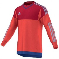 Adidas Onore Top 15 Goalkeeper Jersey -Red (Youth)/サッカー ゴールキーパージャージー Onore Top 15 ジュニア向け (Y-Medium)