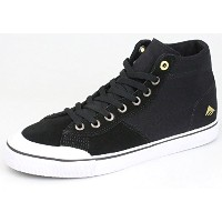 EMERICA スニーカー INDICATOR HIGH(BLK/WHT,US8.5(26.5cm))