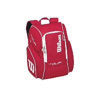 WILSON(ウィルソン) (WIMNE) TOUR V BACKPACK LARGE RD WRZ843696