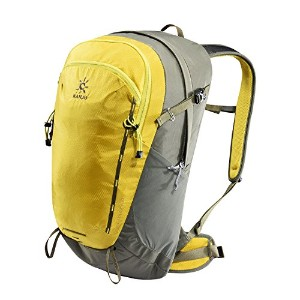 Kailasライト重量風トンネルハイキングバックパック30l イエロー