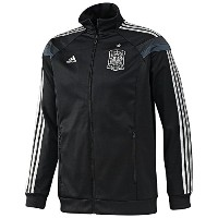 Adidas Soccer Spain Anthem Track Top World Cup 2014/サッカー トレーニングウェア スペイン Anthem Track Top World Cup...