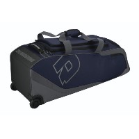 DeMarini id2p Bag on Wheels