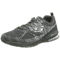 SKECHERS(スケッチャーズ) レディースシューズ SKECH-AIR INFINITY-STAND OUT 12114 BKSL 235cm