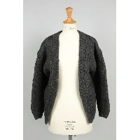 Hand Knit Cardigan -CHARCOAL GRAY-(11720505) TODAYFUL(トゥデイフル)