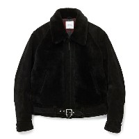 RADIALL ラディアル JKT ノートリアスグリズリージャケット NOTORIOUS GRIZZLY JACKET [RA-17AW-JK003] カウスウェード COW SUEDE OUTER...