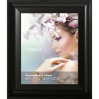Fotove 8x10 Elegance Picture Photo Frame (8 in x 10 in, Black) by FOTOVE