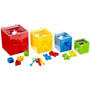Gowi Toys Austria Stack and Sort Tower [並行輸入品]