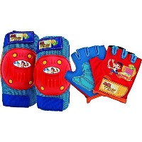 Bell Jake and The Never Land Pirates Protective Gear with Elbow Pads/Knee Pads and Gloves [並行輸入品]