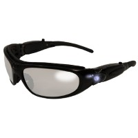 Global Vision Eyewear Hi-Beam Safety Glasses, Clear Lens by Global Vision Eyewear