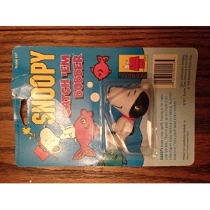 Peanuts Snoopy Catch 'Em Fishing Bobber by Snoopy