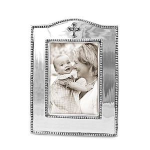 Beatriz Ball Baby Cross Photo Frame by Beatriz Ball