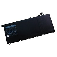 ノートパソコン 交換バッテリー 90V7W 090V7W JHXPY 5K9CP JD25G for Dell XPS 13 13D-9343-350 13D-9350-D1608 13D-9343...