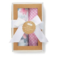 PINK LAYETTE SWADDLE