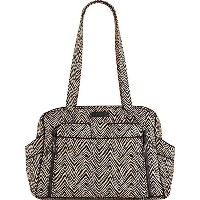 Vera Bradley Stroll Around Baby Bag - Retired Prints (Zebra) by Vera Bradley