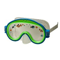 Mini Aviator Swim Mask ( Colors May Vary )