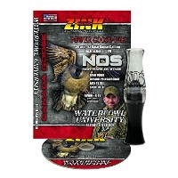 Zink Nightmare On Stage NosポリカーボネートGoose Call and instructional DVD