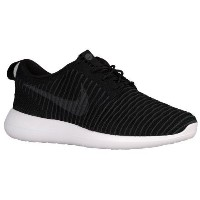 (取寄)ナイキ メンズ ローシ 2 フライニット Nike Men's Roshe Two Flyknit Black White Volt Dark Grey