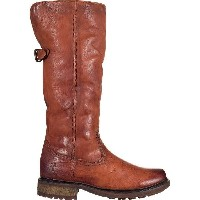 (取寄)フライ レディース ヴァレリー プル オン ブーツ Frye Women Valerie Pull On Boot Cognac Antique Soft Vintage/Shearling