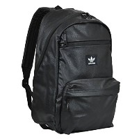 adidas NATURAL PU LEATHER BACKPACK バックパック (CI1452) [並行輸入品]