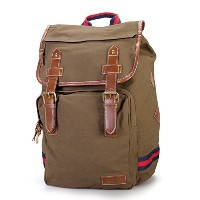 Tommy Hilfiger Workhorse Canvas Backpack(並行輸入)