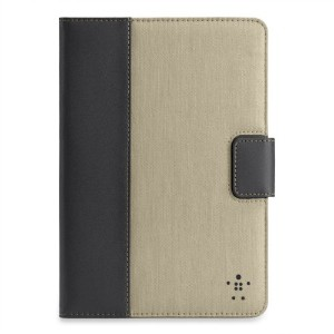 Belkin iPad mini Chambray Tab Khaki 並行輸入品